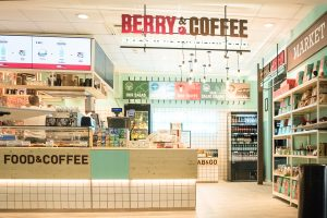 Berry & Coffee